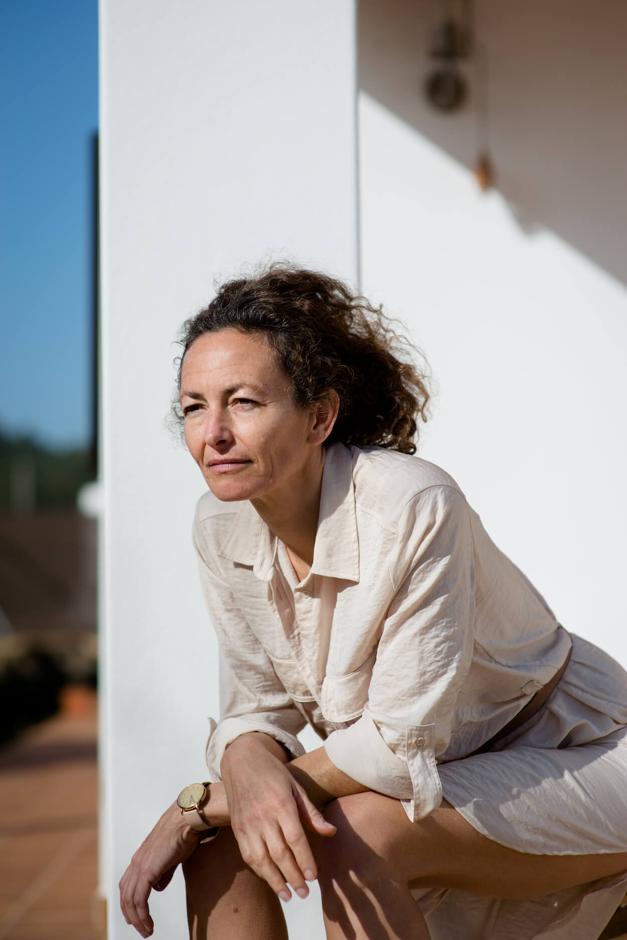 Portrait of Gypsy Westwood Ibiza Mallorca Photographer